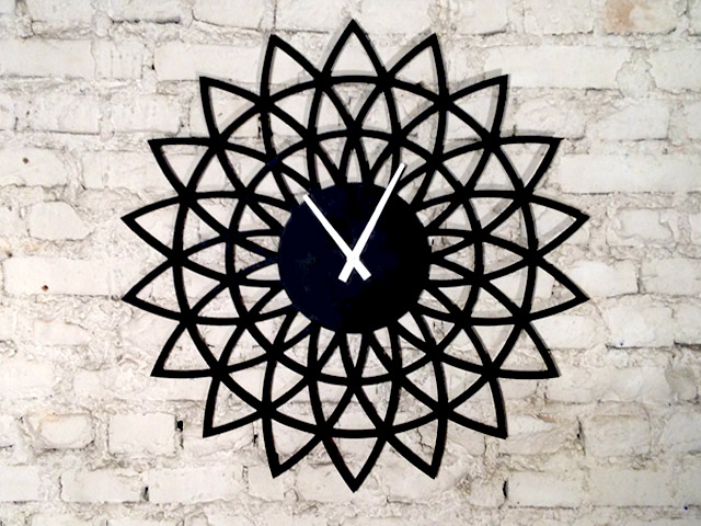 Horloge TIMELACE